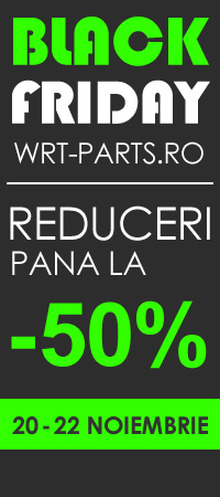 Black Friday WRT-Parts.ro
