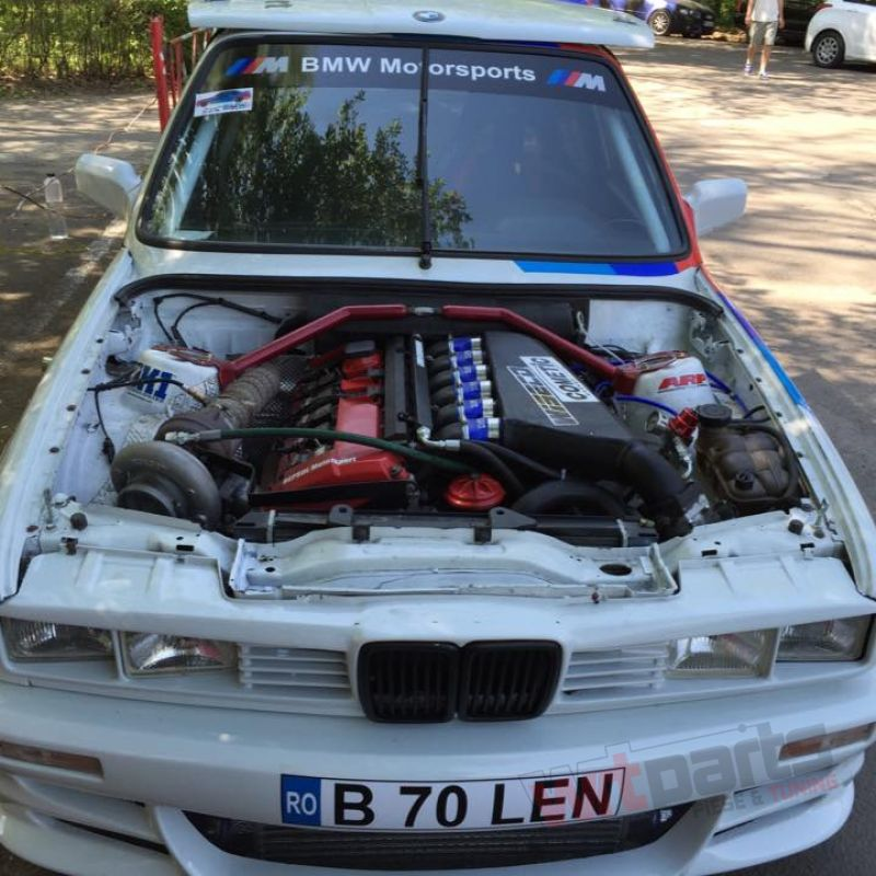 BMW E30 325 Turbo by Repsol Racing