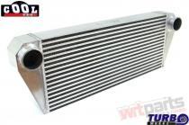 Intercooler TurboWorks 700x300x102 backward MG-IC-040