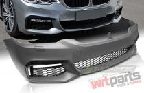 ZDERZAK PRZEDNI BMW G30 G31 17- M-TECH STYLE ZPBM55