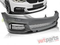 ZDERZAK PRZEDNI BMW G30 G31 17- M-PERFORMANCE STYLE ZPBM58