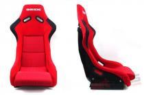 Racing seat EVO BRIDE RED MN-FO-004