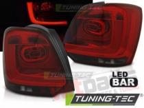 VW POLO 09-13 RED SMOKE LED BAR LDVWG8