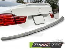 TRUNK SPOILER BMW F32 13- M-TECH - SPBM08