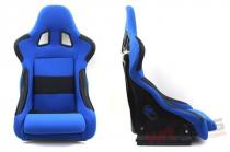 Racing seat RICO material BLUE MN-FO-028