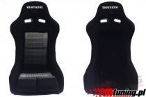 Racing seat GTR BRIDE BLACK GREY MN-FO-048