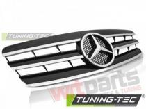 Front Grille Mercedes W203 00-07  GRME16