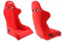 Racing Seat Bimarco Cobra II Velvet red - MN-FO-122