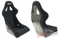 Racing Seat Bimarco Dakar Velvet Black FIA MN-FO-124