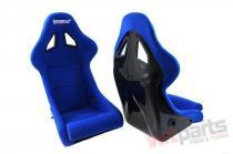Racing Seat Bimarco Dakar Velvet Blue FIA MN-FO-125