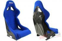 Racing Seat Bimarco Expert II Velvet Blue FIA MN-FO-130