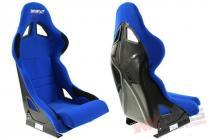 Racing Seat Bimarco Expert II Velvet Blue/Black FIA MN-FO-131