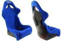 Racing Seat Bimarco Futura Velvet Blue FIA MN-FO-135