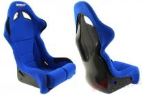 Racing Seat Bimarco Futura Velvet Blue/Black FIA MN-FO-136