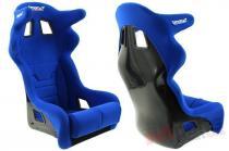 Racing Seat Bimarco Grip Velvet Blue HANS FIA MN-FO-140