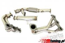 Exhaust manifold HYUNDAI COUPE 02+ V6 - PP-KW-008