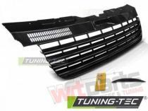 GRILLE VW T5 04-09 TRANSPORTER GLOSSY BLACK GRVW13