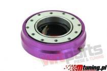 Naba Quick Release Flat Purple - DS-QR-019