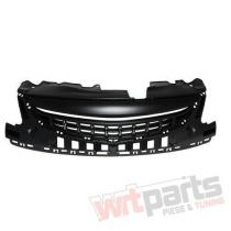 Grille badgeless,  black suitable for Opel Corsa D Facelift  6320034OE