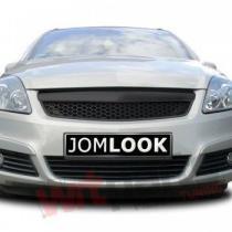 Grill,  Opel Zafira B 05-08,  black,  sport look 6320036MOE