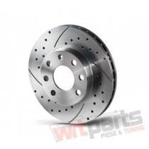 Rear Sport Brake Disks MITSUBISHI COLT IV,  CARISMA 1321/T5