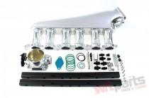 Intake manifold Toyota Lexus 2JZ-GTE with two fuel rails - MP-KD-017