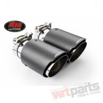 Exhaust tip RM Motors RMT-C89-3 89mm RMT-C89-3