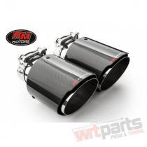 Exhaust tip RM Motors RMT-C101-1 101mm / 3.5 RMT-C101-1
