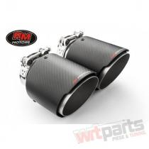 Exhaust tip RM Motors RMT-C114-3 114mm / 3.5 - RMT-C114-3