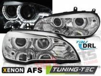 BMW X5 E70 07-10 AE DRL LED CHROME AFS HID LPBMJ9