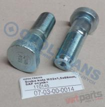 Wheel pins 07-03-00-0014