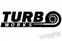 TurboWorks Sticker Black - TW-IN-002