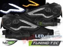 LEXUS IS 13-16 LED PROJECTOR TUBE BLACK LPLE08