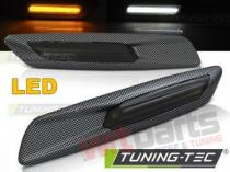BMW E60/ E90/ E92/ E82 LED F10 STYLE SMOKE CARBON - KBBM32