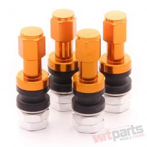 Set of Aluminum air valves JR v2 - GOLD JRAV2-GD