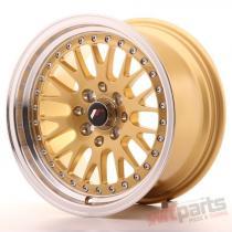 Japan Racing JR10 15x8 ET15 4x100/114 Gold JR10158041574GD