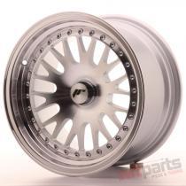 Japan Racing JR10 15x8 ET20 Blank Machined Silver JR101580XX2074S