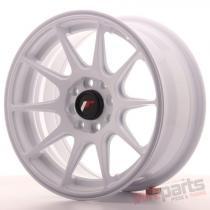 Japan Racing JR11 15x7 ET30 4x100/114 White JR11157043067W1