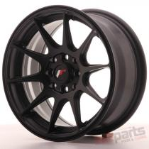 Japan Racing JR11 15x7 ET30 4x100/108 Flat Black JR11157143067FB
