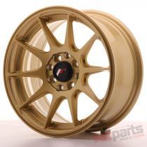 Japan Racing JR11 15x7 ET30 4x100/108 Gold JR11157143067GDF
