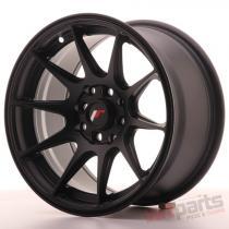 Japan Racing JR11 15x8 ET25 4x100/114 Flat Black JR11158042567FB