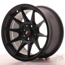 Japan Racing JR11 15x8 ET25 4x100/108 Flat Black - JR11158142567FB
