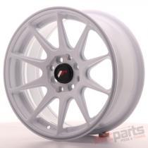 Japan Racing JR11 16x7 ET30 4x100/114 White JR11167043067W1