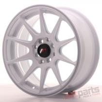 Japan Racing JR11 16x7 ET25 4x100/108 White JR11167142567W1