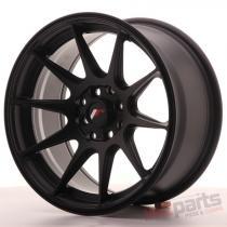 Japan Racing JR11 16x8 ET25 4x100/114 Flat Black JR11168042567FB