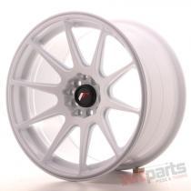 Japan Racing JR11 17x9 ET20 4x100/114 White JR11179042073W