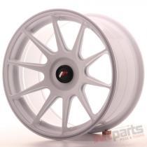 Japan Racing JR11 17x9 ET25-35 Blank White JR111790XX2567W