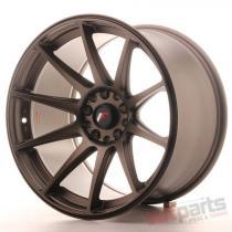 Japan Racing JR11 18x10,  5 ET22 5x114/120 Dark Bronze - JR111810MG2274DBZ