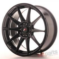Japan Racing JR11 18x8,  5 ET30 4x108/114,  3 Glossy Black JR11188523074GB