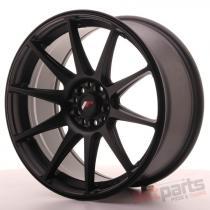 Japan Racing JR11 18x8,  5 ET30 5x114/120 Flat Black JR111885MG3074FB